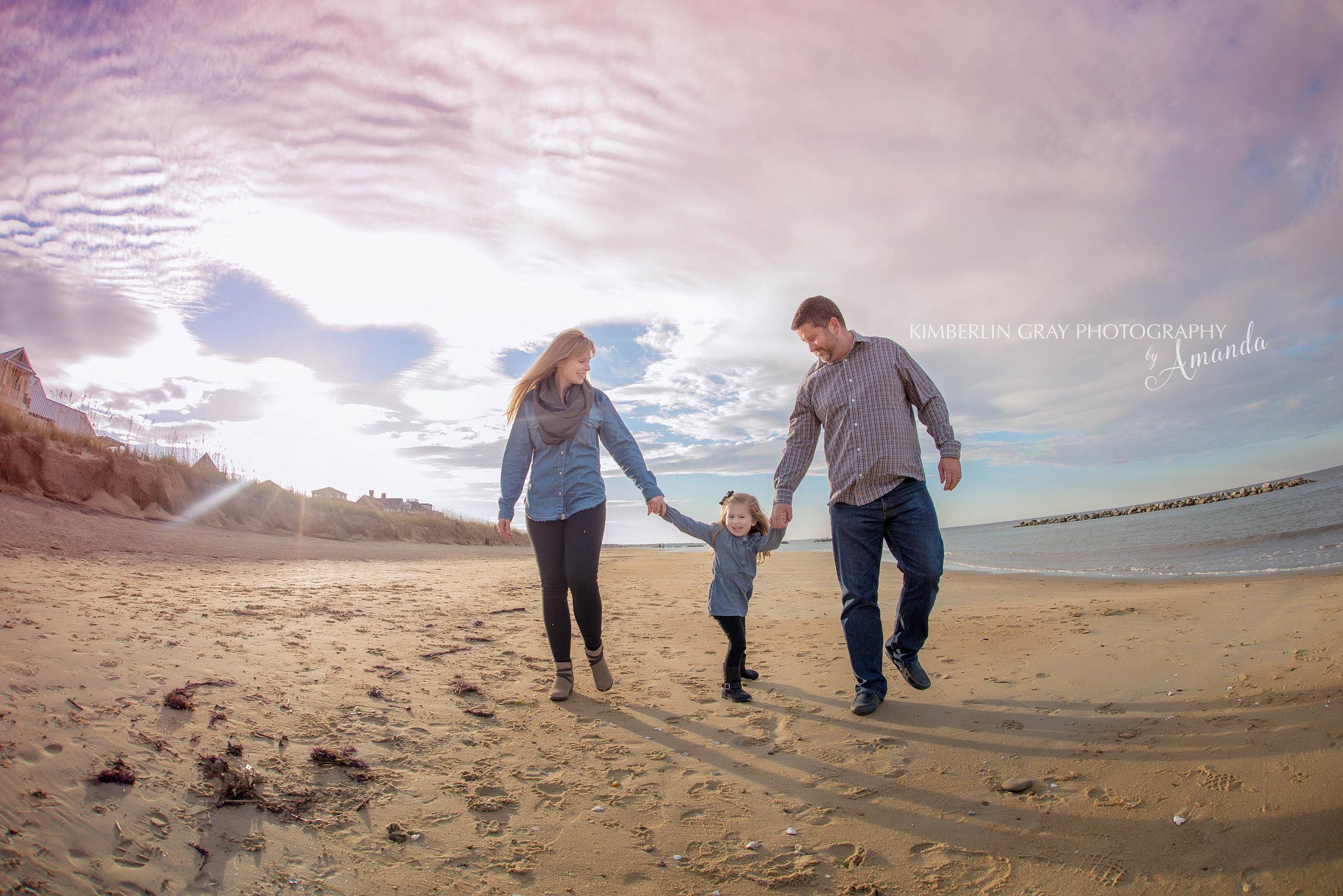 Beach Photography Virginia Beach Families