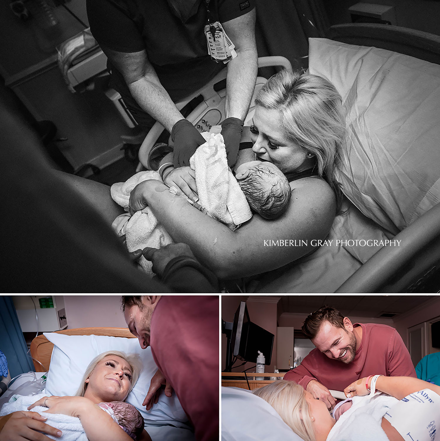 DePaul Labor & Delivery Norfolk Virginia Birth Photography