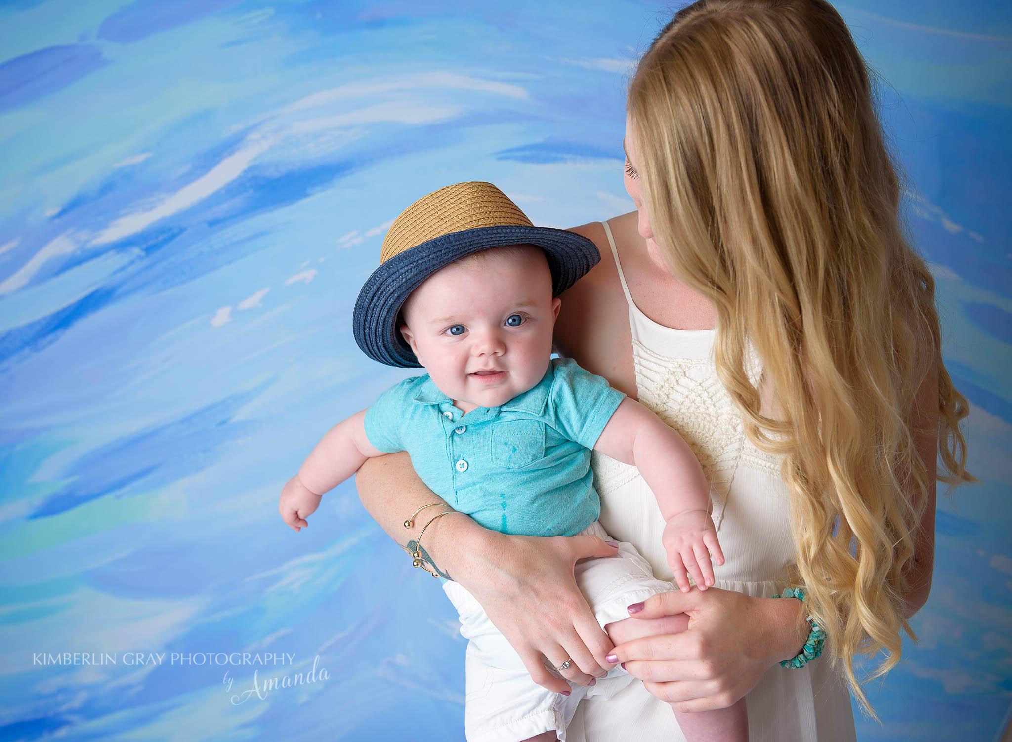 Beach Baby Photography Virginia