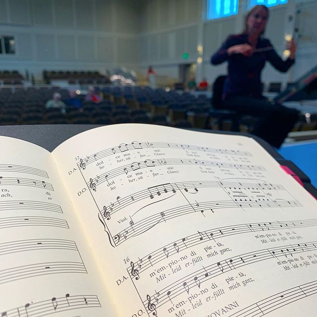 Rehearsals for NC Summer Opera's production of Don Giovanni started this past weekend and the cast sounds amazing! I am so looking forward to spending the next several weeks with these amazingly talented people.🙂#operasingersofinstagram #dongiovanni #ncsummeropera #zerlina #rehearsal #blessed