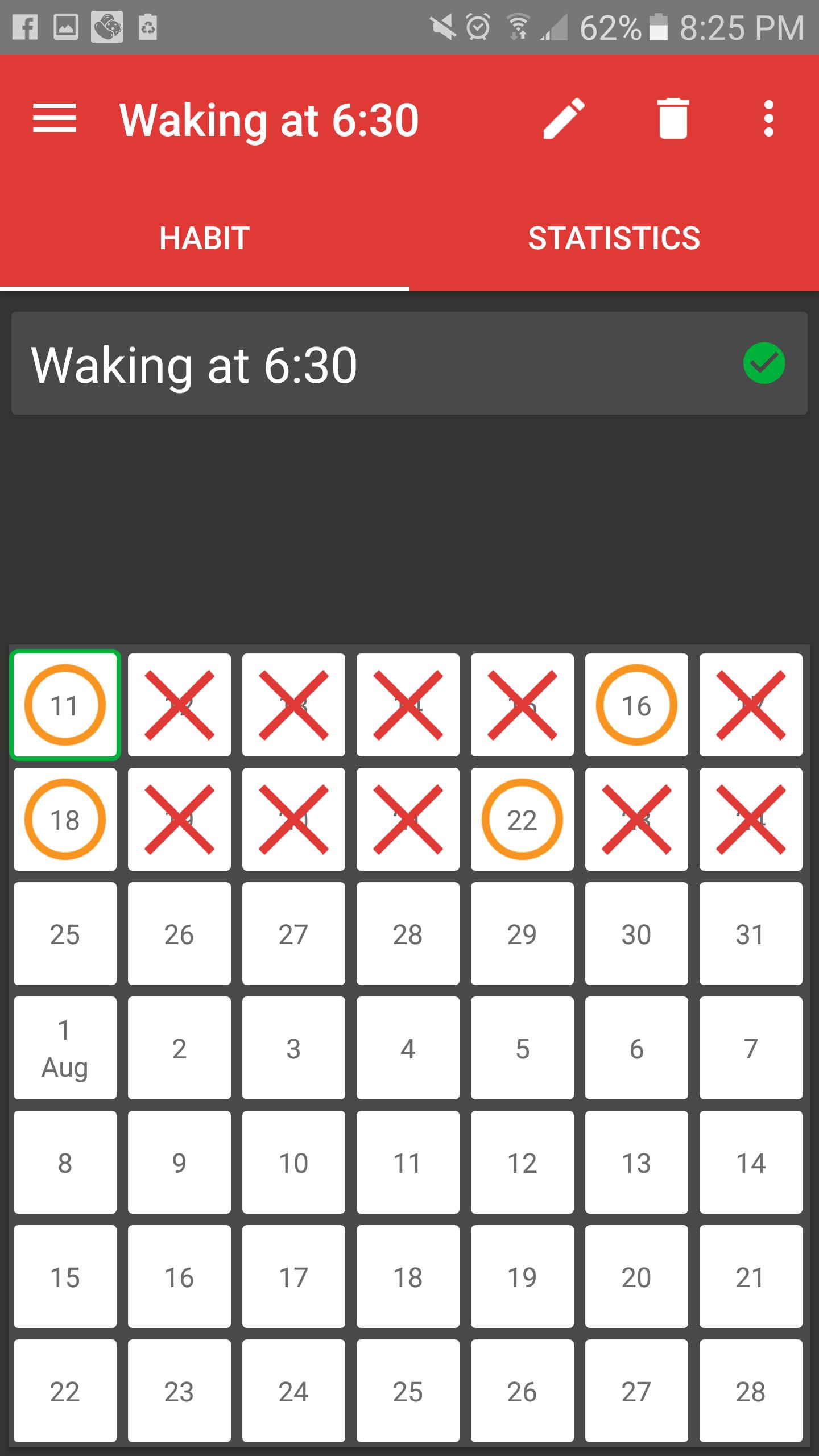 7 Weeks App Review
