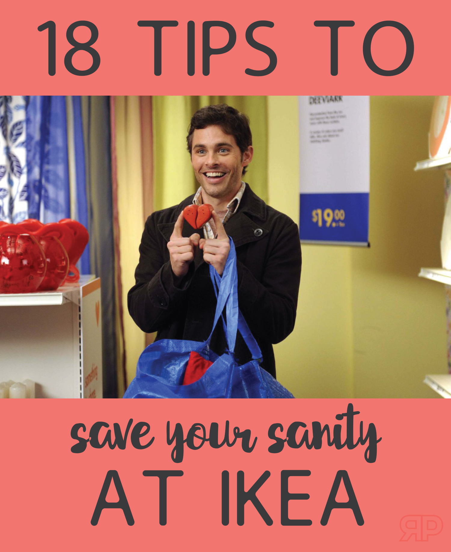 18 Tips to Save Your Sanity at Ikea | Rourke Planners