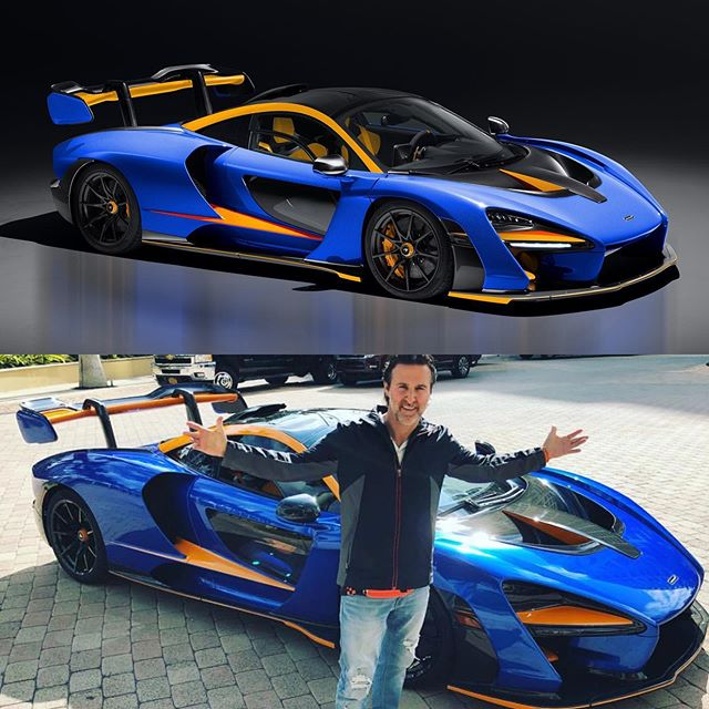 #mondaymotivation with @howardpanes's MSO Senna 🔥 What a spec! One of my favorites to have been a part of. Rendering to reality! #mclaren #senna #720s #570s #speedtail #supercars