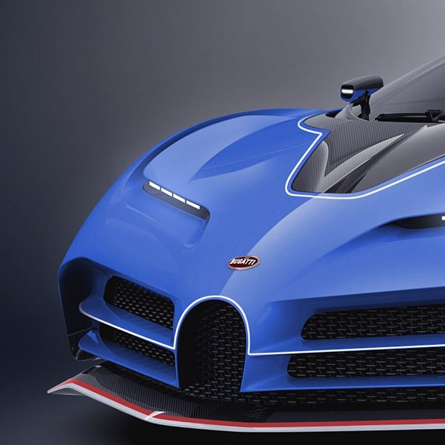 SWIPE ⬅️ for details on the Bugatti Centodieci LM rendering! Also, video link in bio! 🔥🔥🔥 Congrats once again to @bugatti for crushing the 300mph top speed record. We are entering a new era of supercars/ hypercars/ megacars and pushing boundaries only drives more competition and innovation. Exciting times! #bugatti #porsche #ferrari #lamborghini #mclaren #supercars