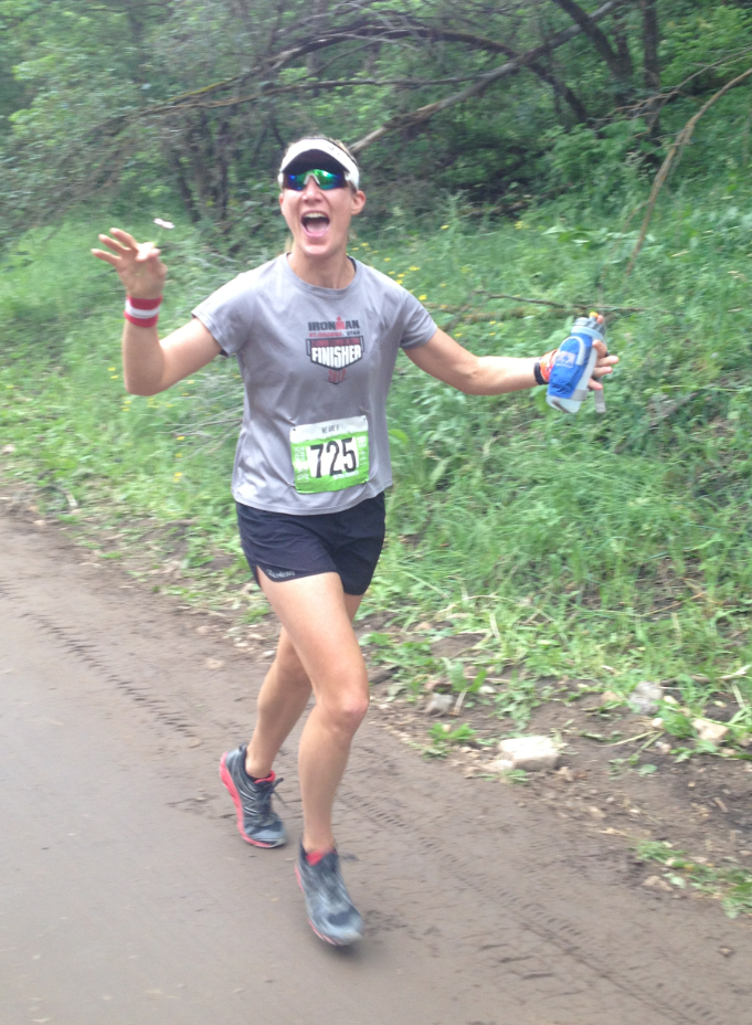 Ragnar Wasatch Back Relay, 2014, where I ran 38 miles intermittently over 34 hours.