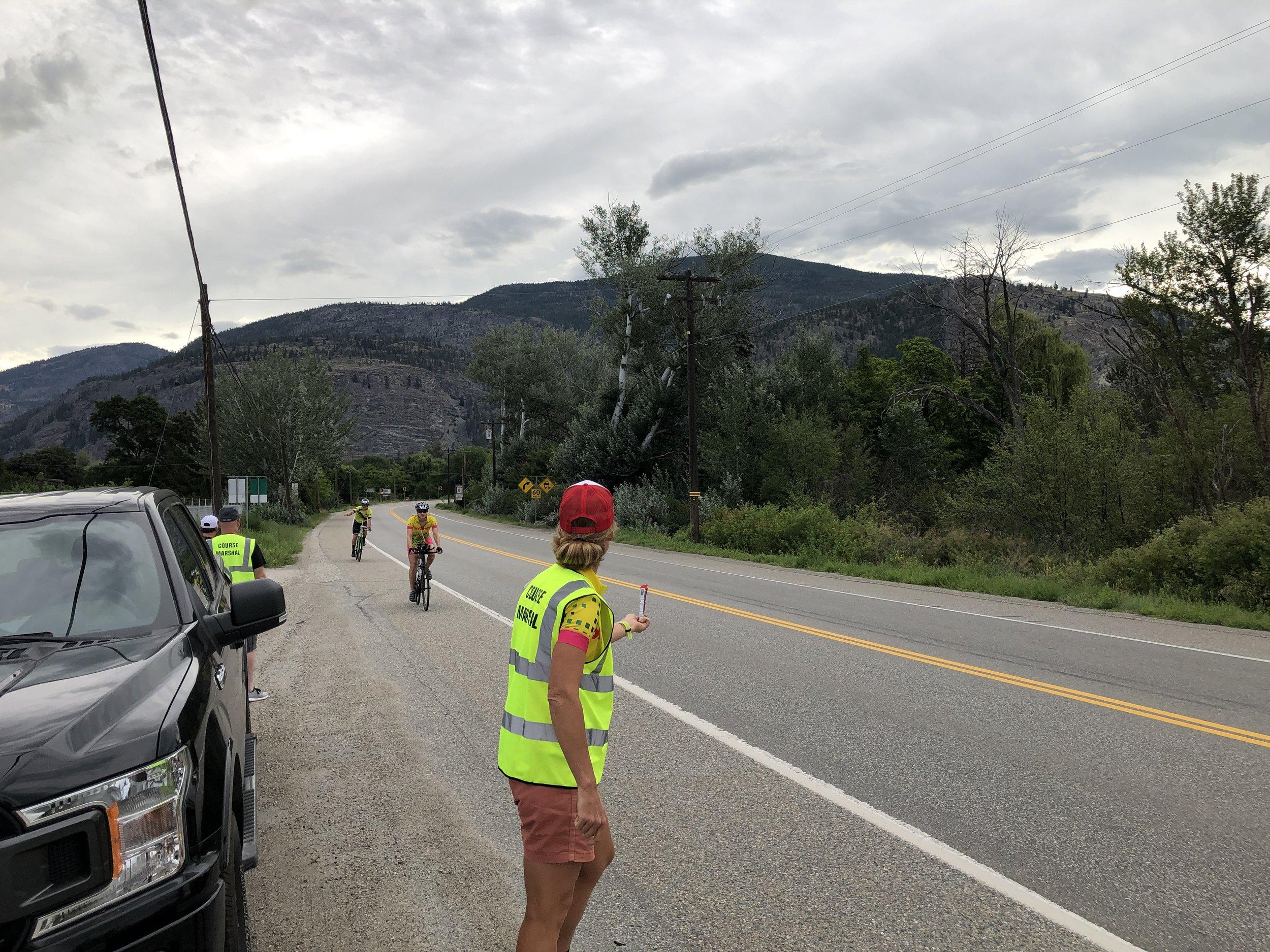 Summer Highlight: Helping Kat SMASH Ultraman, Canada. July, 2019.