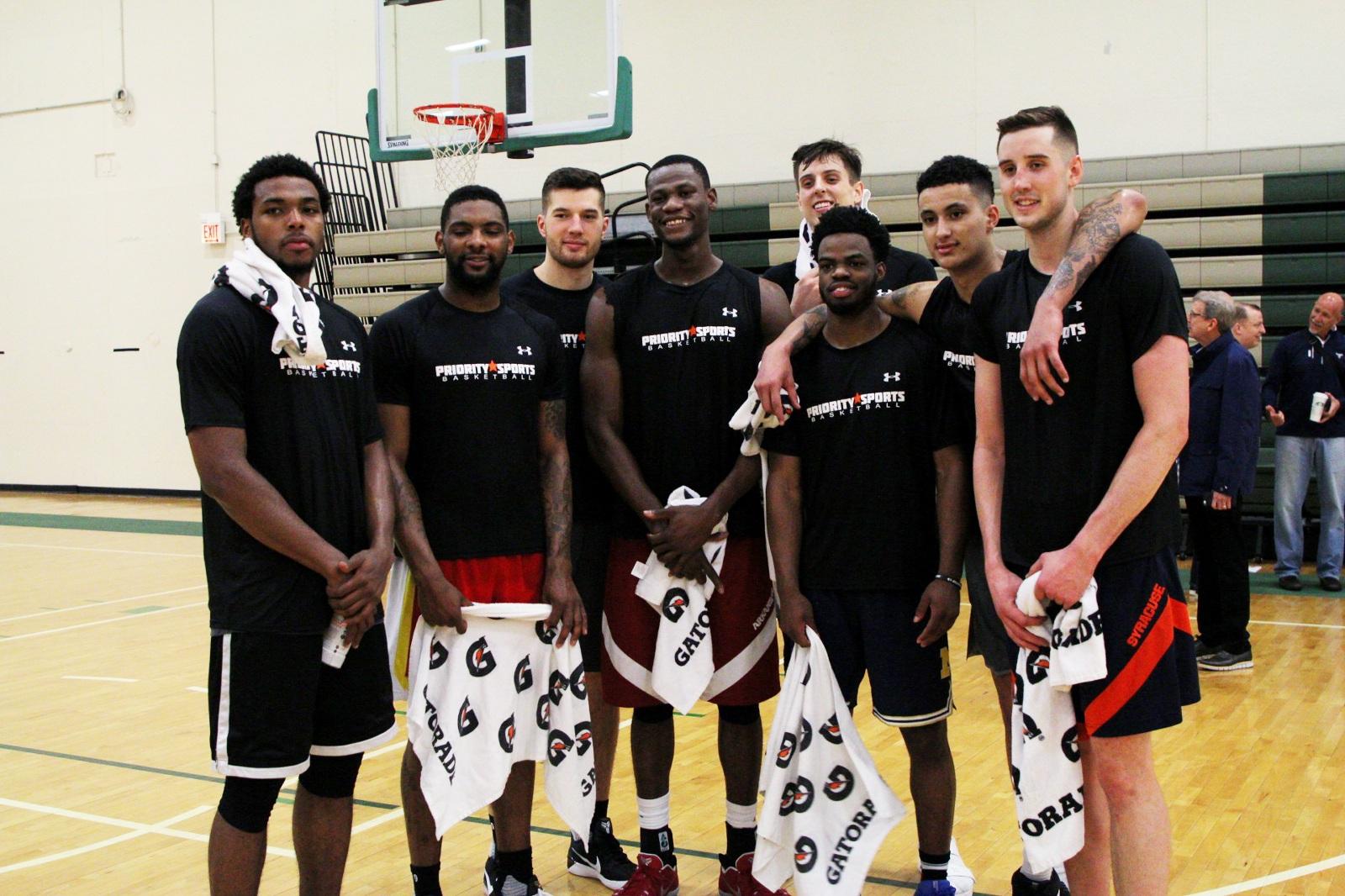 2017 GZT NBA Pre-Draft Class: Sterling Brown, Sindarius Thornwell, Alec Peters, Moses Kingsley, Zach Collins, Derrick Walton Jr., Kyle Kuzma, and Tyler Lydon