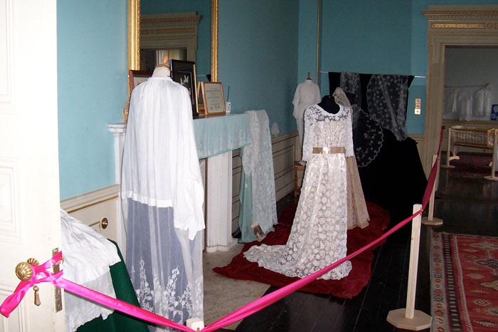 Antique Irish Laces