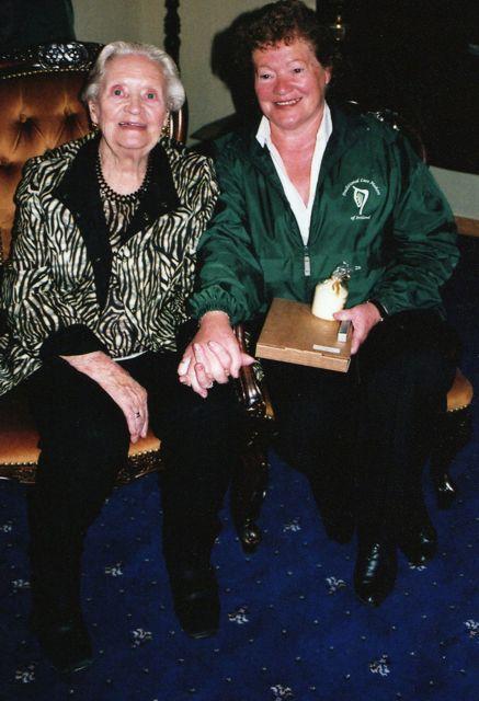 Thelma Goldring & Veronica Stuart