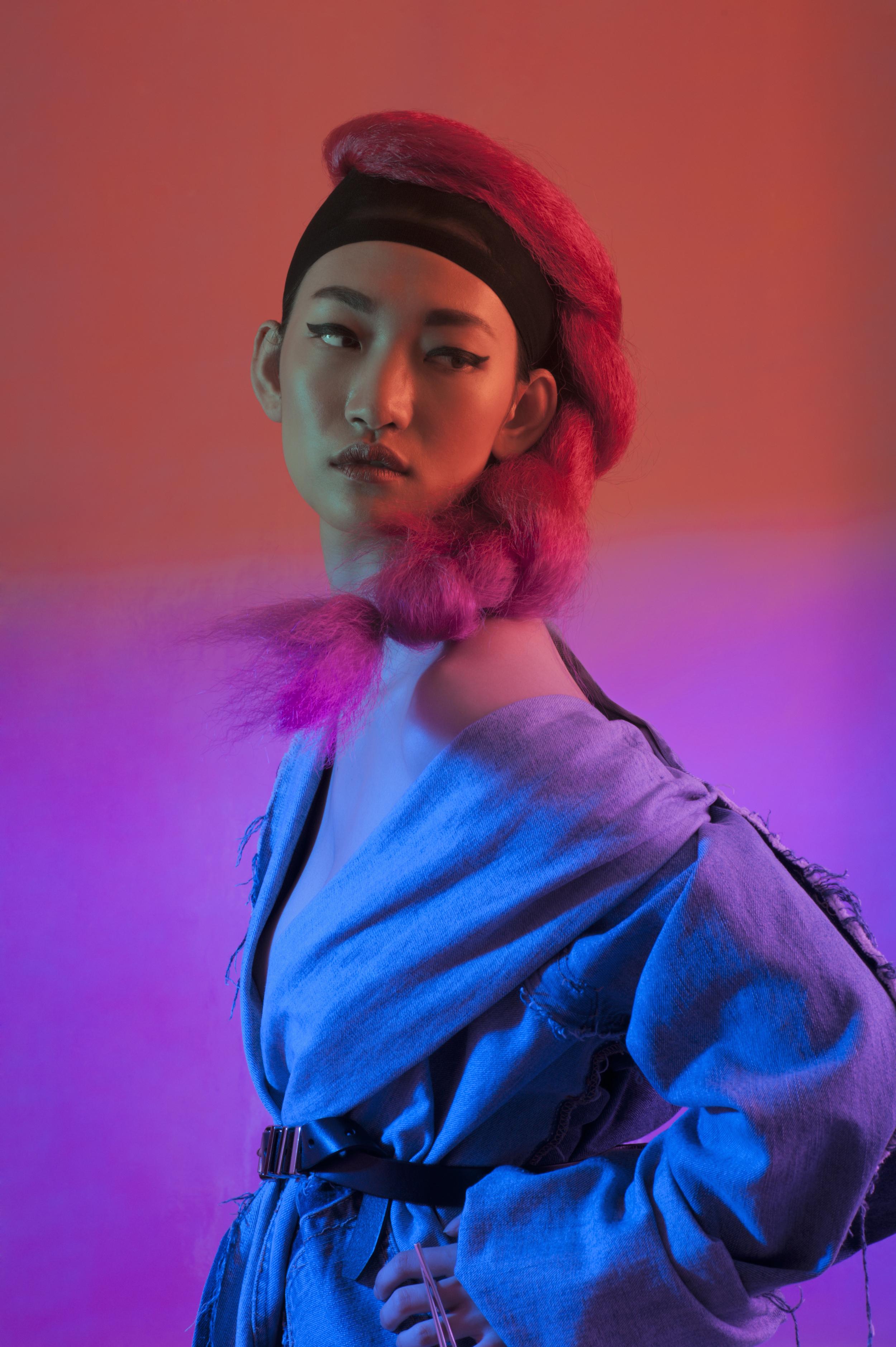 """K-Pop"" August 2016 HufMagazine"
