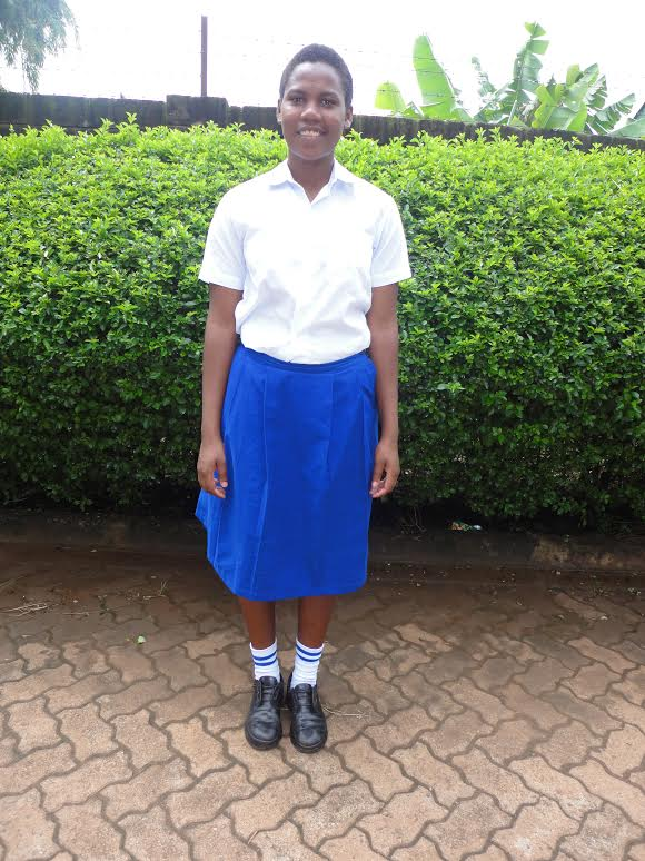 We are currently sponsoring Leah to attend school at Daughters of the Sacred Heart of Jesus, along with classmates Mercy and Margaret.