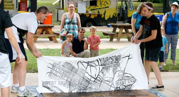 XPO CELEBRATES ARTS AND CULTURE IN RICHMOND  ,   RICHMOND TIMES DISPATCH JUNE 27, 2015