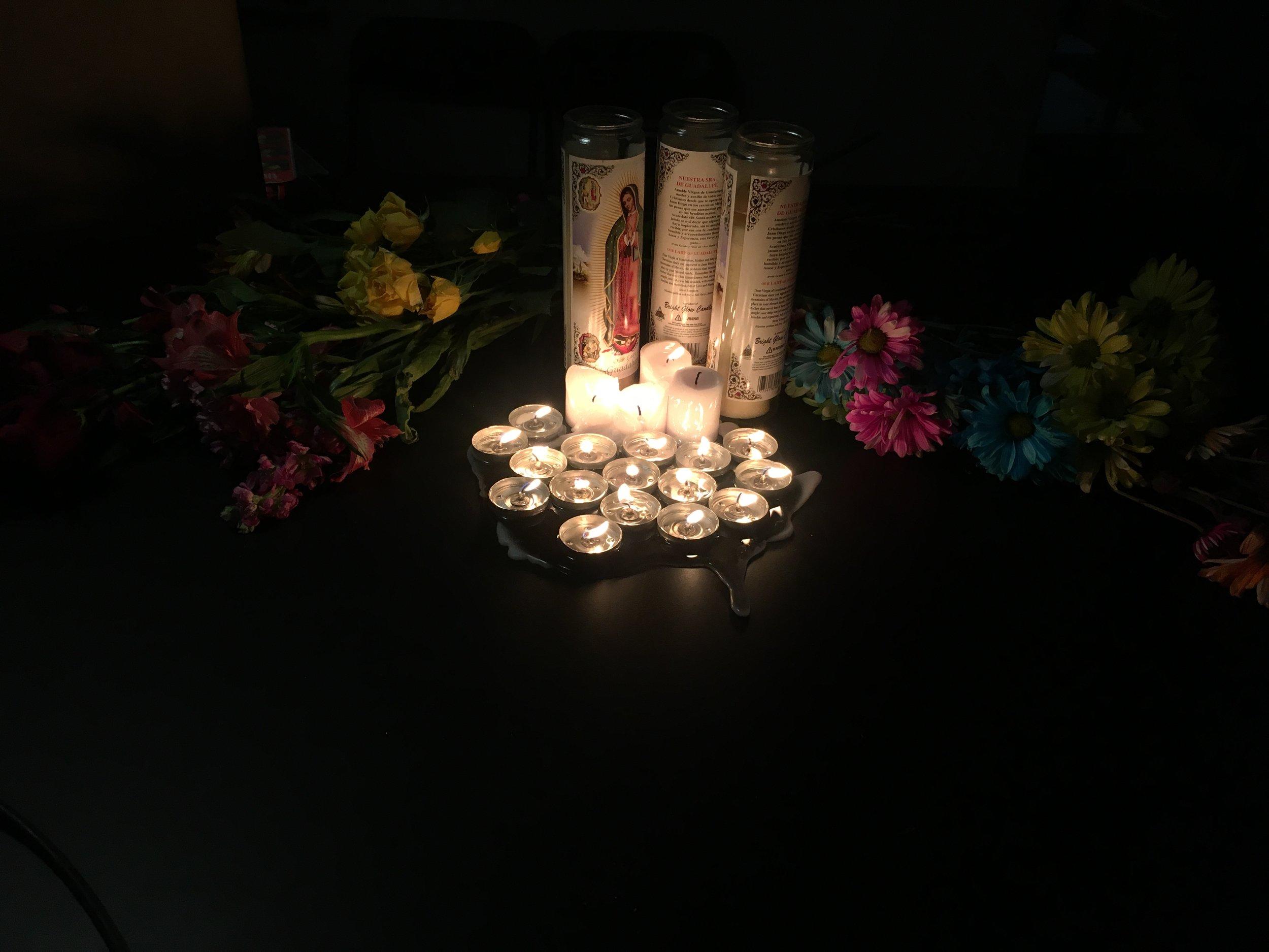 Altar to Aldi