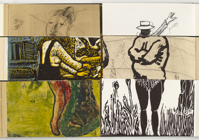 art class | Richmond Virginia | Studio Two Three | bookmaking