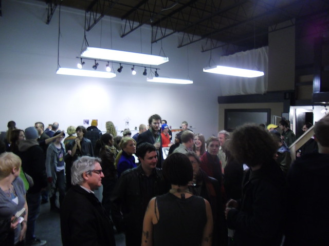 Grand Opening at Main St. Studio