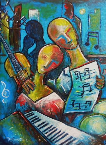 A Melody For Two