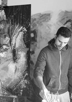 Adrian Torres  Cadiz, Spain     Adrian Torres is a celebrated artist &established his studio in Conil de la Frontera, Spain.