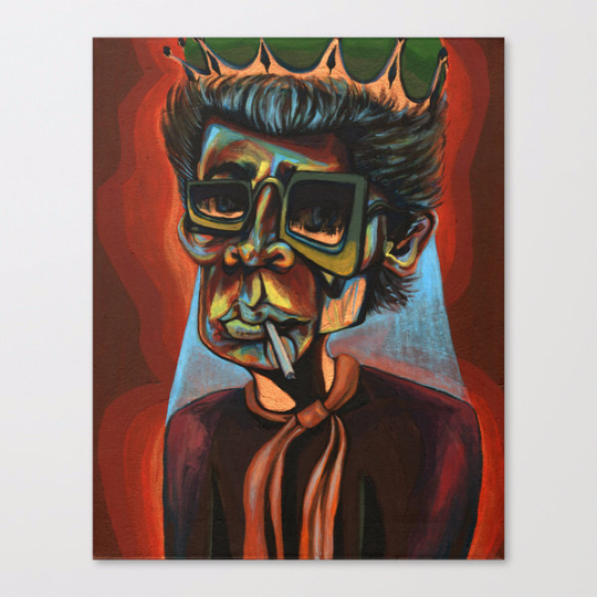 """Prince Of Darkness 16"""" x 20"""""""