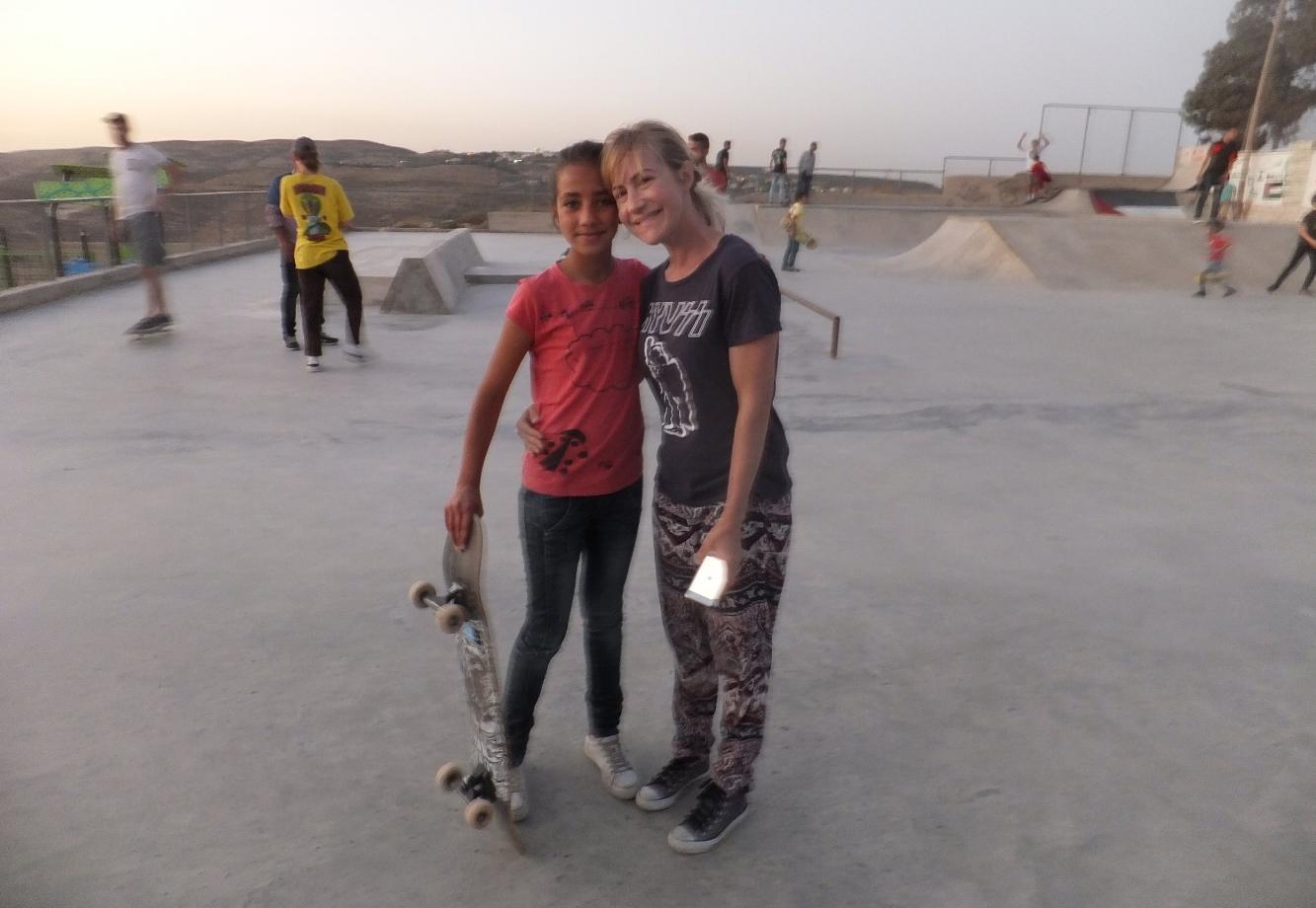 Kristi & Basma