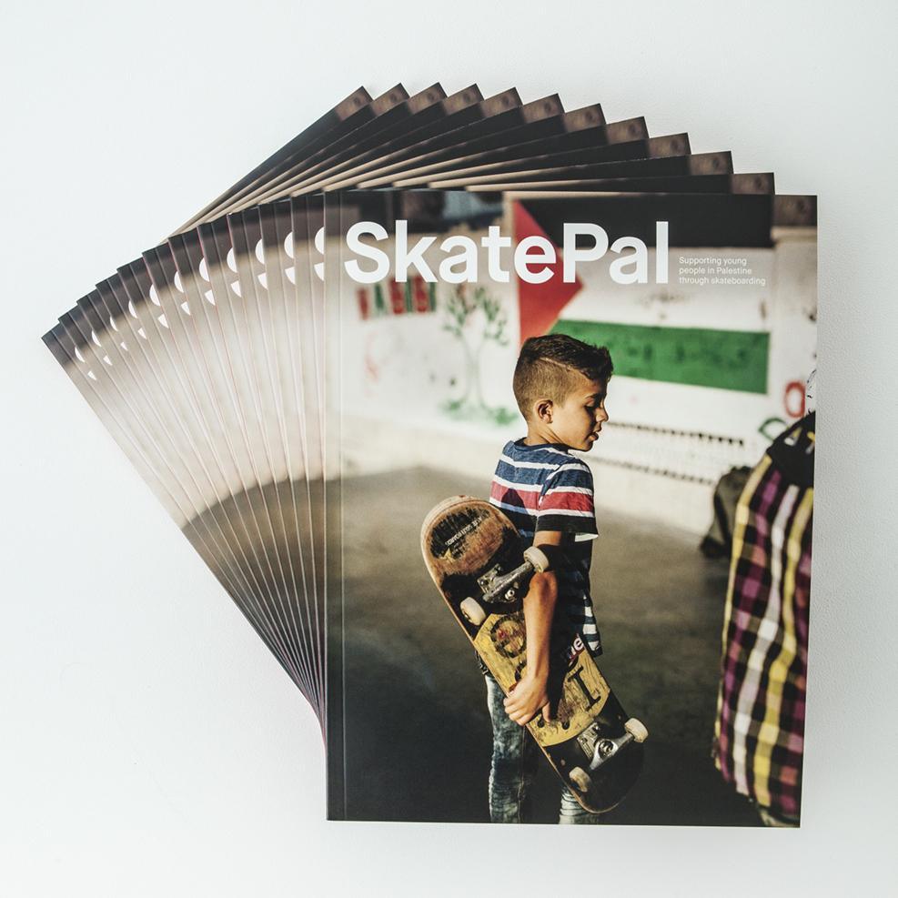 SkatePal Magazine - £10