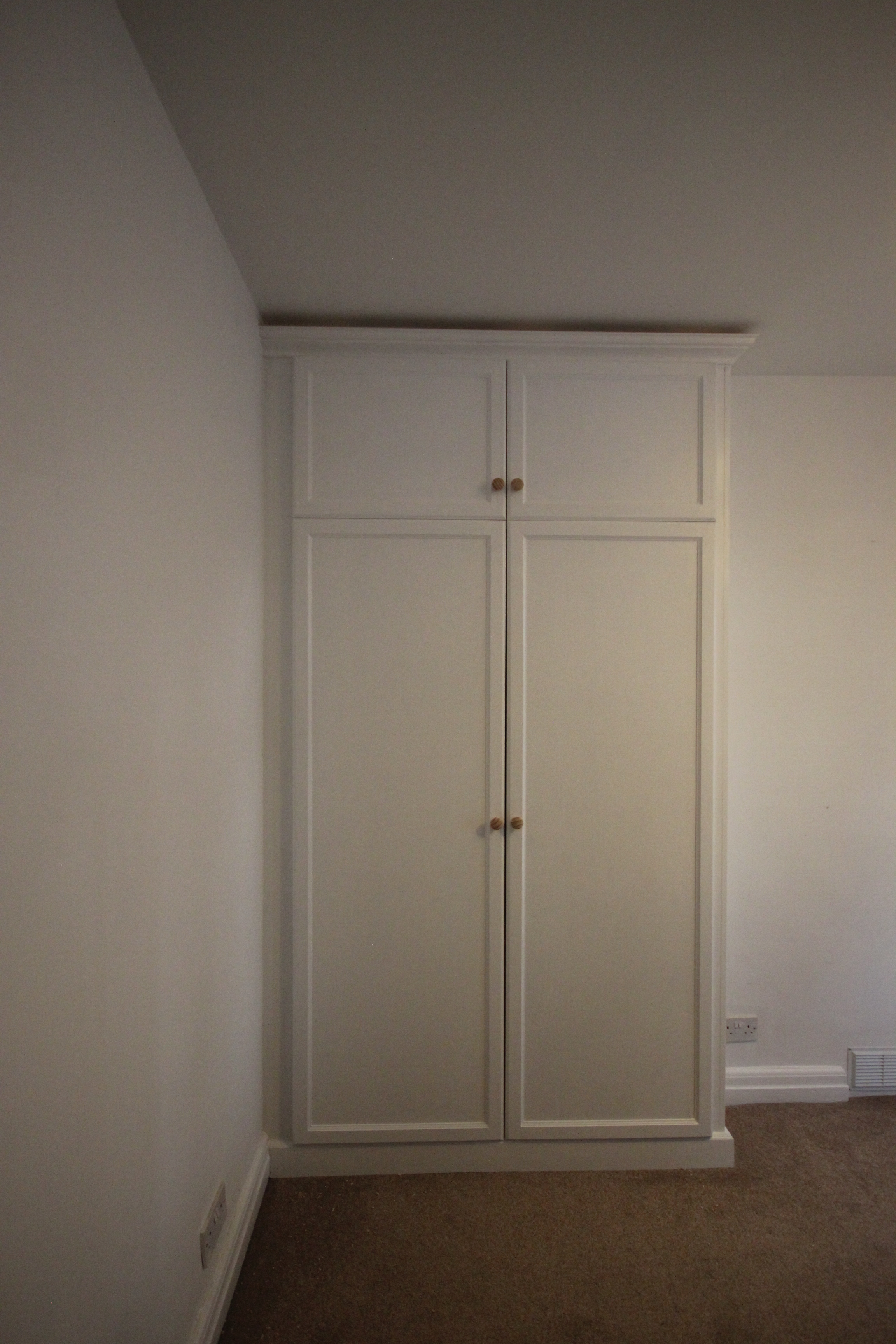 Bespoke Painted Wardrobe