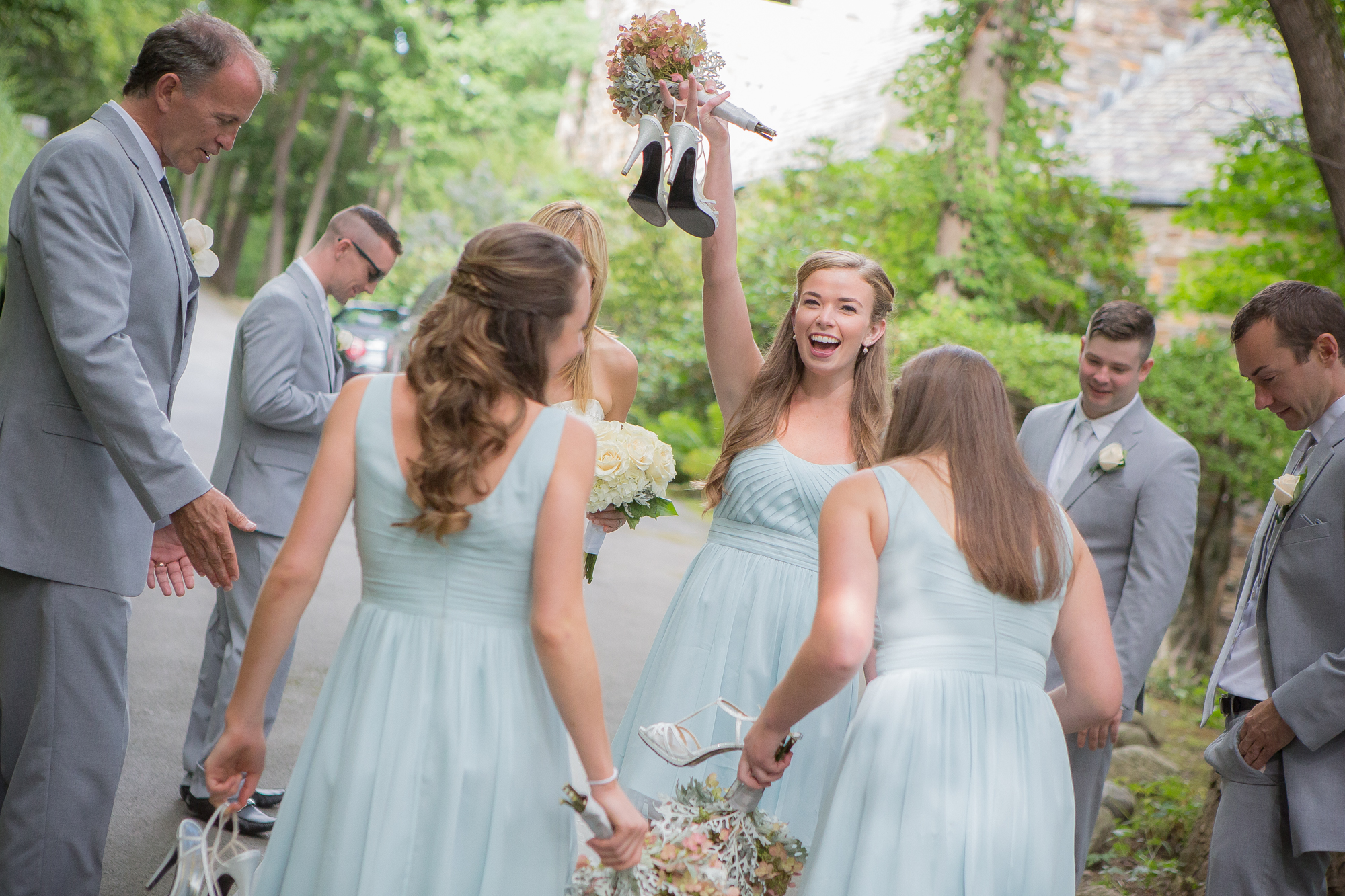 Keuka Lake Wedding at the Garret Chapel | Joe Hy Photography