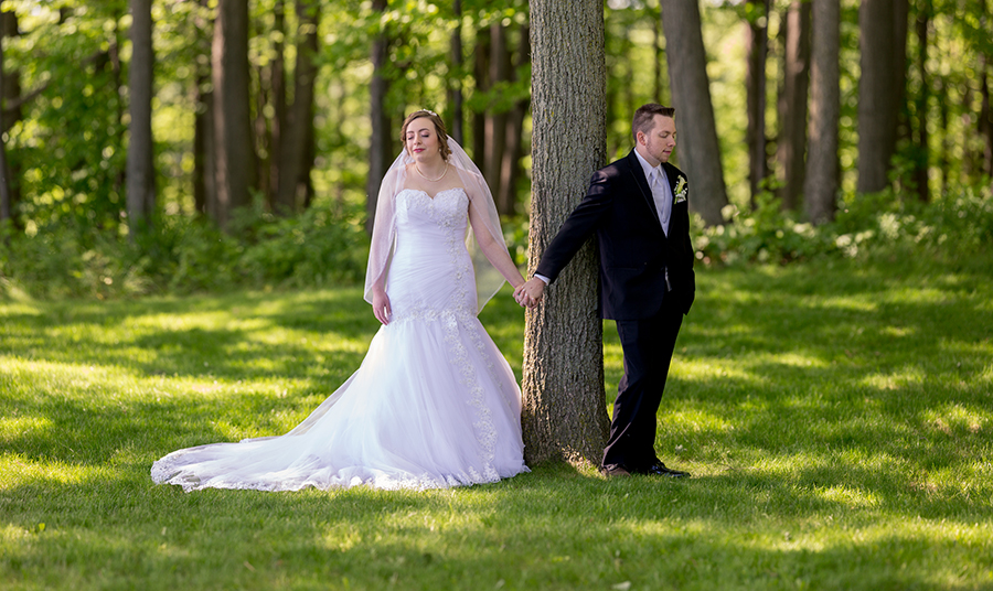 Rochester Wedding Photographer - Joe Hy Photography