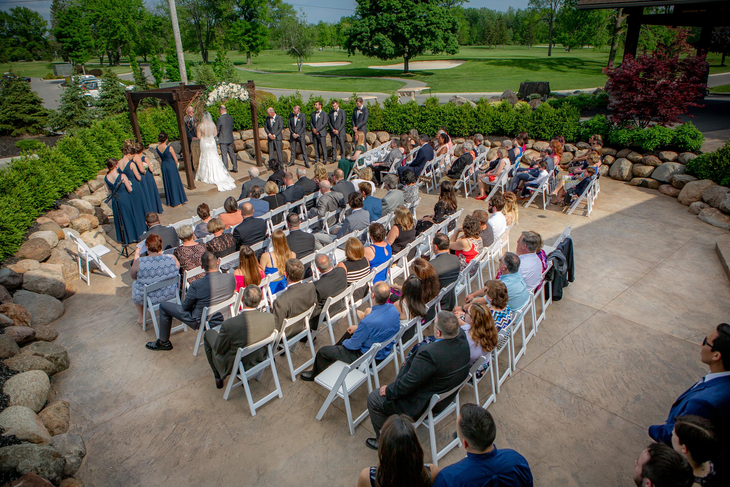 Wedding Photography Deerfield Country Club Brockport NY