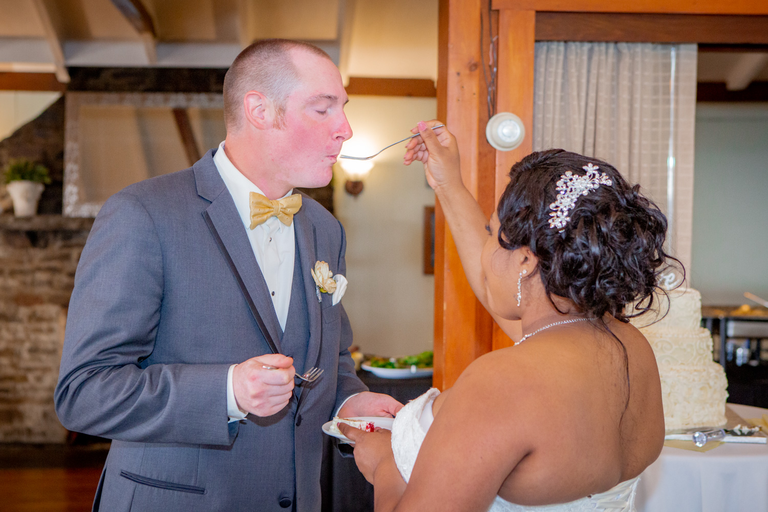 Photographer Joe Hy - Wedding at Hilltop Inn in Elmira, NY