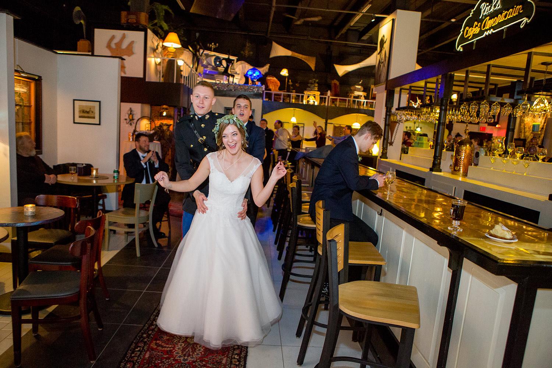 Artisan Works Wedding - Rochester, NY