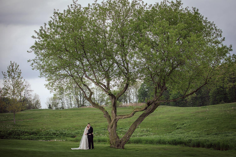 Wedding at Ravenwood Golf Club