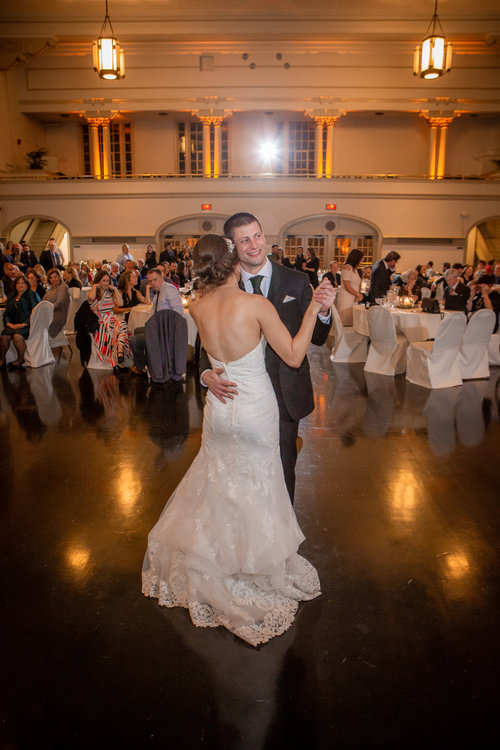 Weddings at Harro East Theatre & Ballroom
