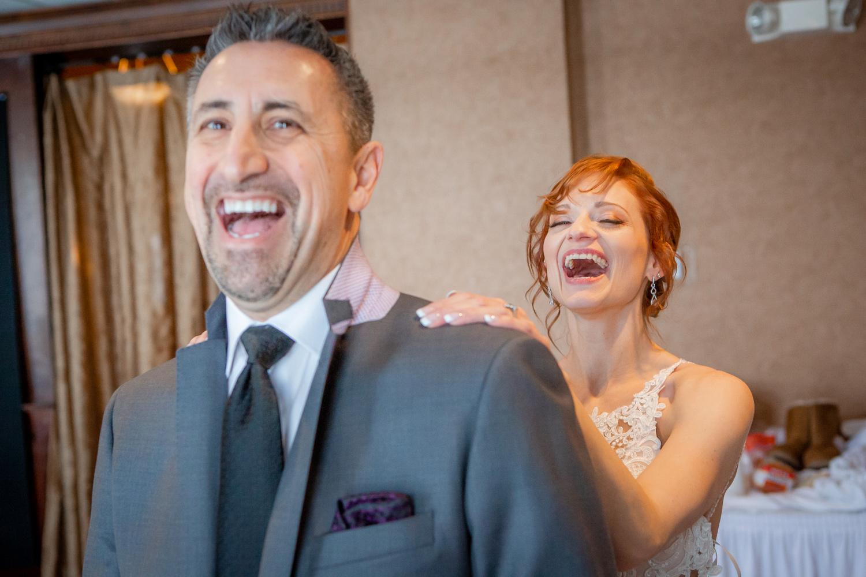Syracuse Wedding Bride and Groom