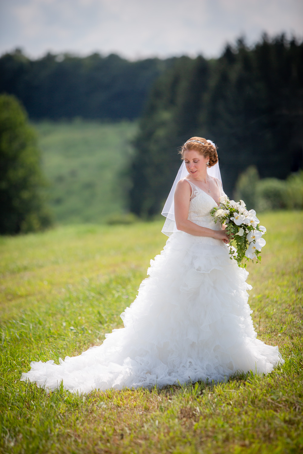 Finger Lakes Country Wedding