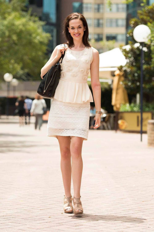 Modelling in Sydney, Australia
