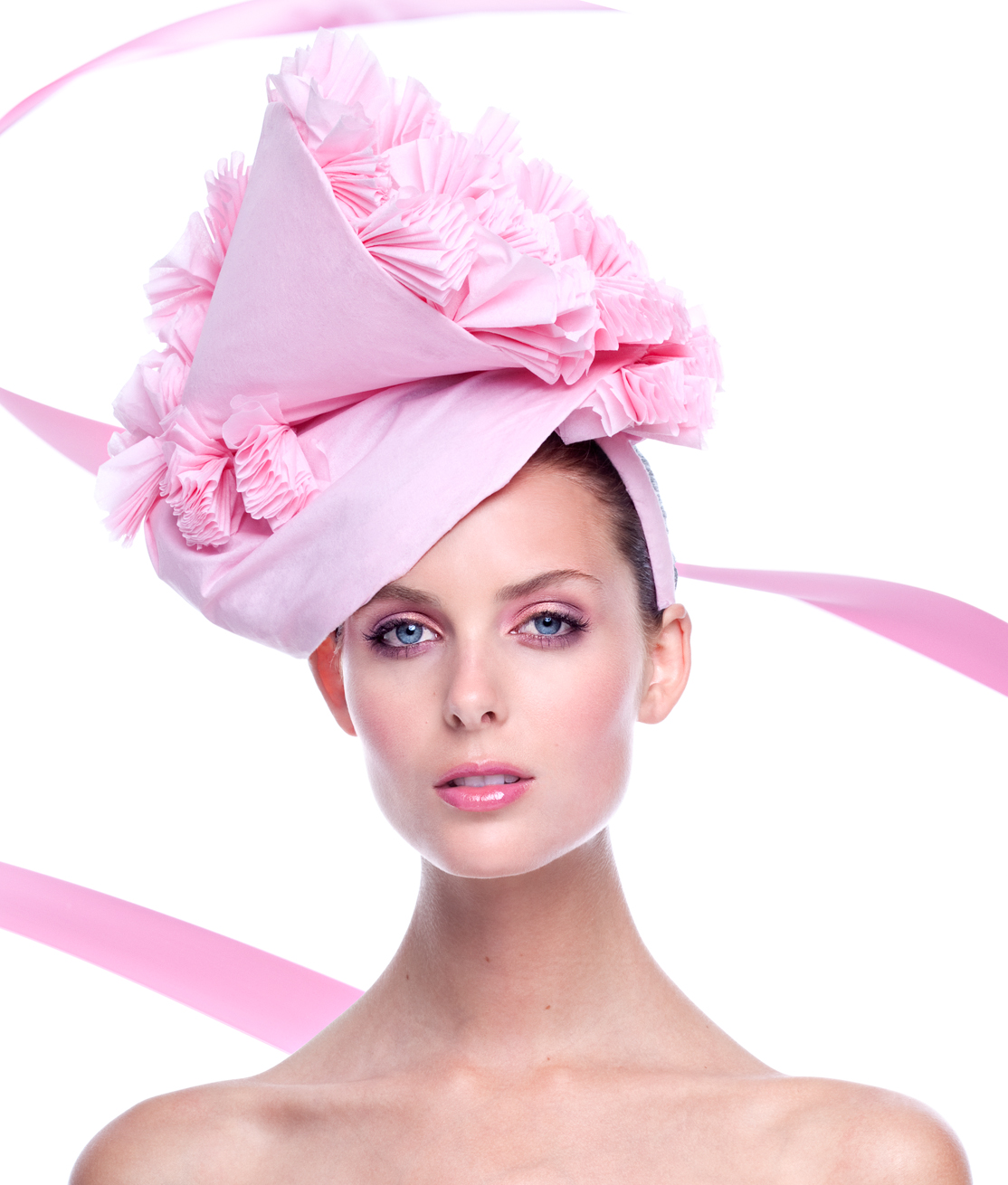 Lilliput Hats - White Cashmere Collection 2010.jpg