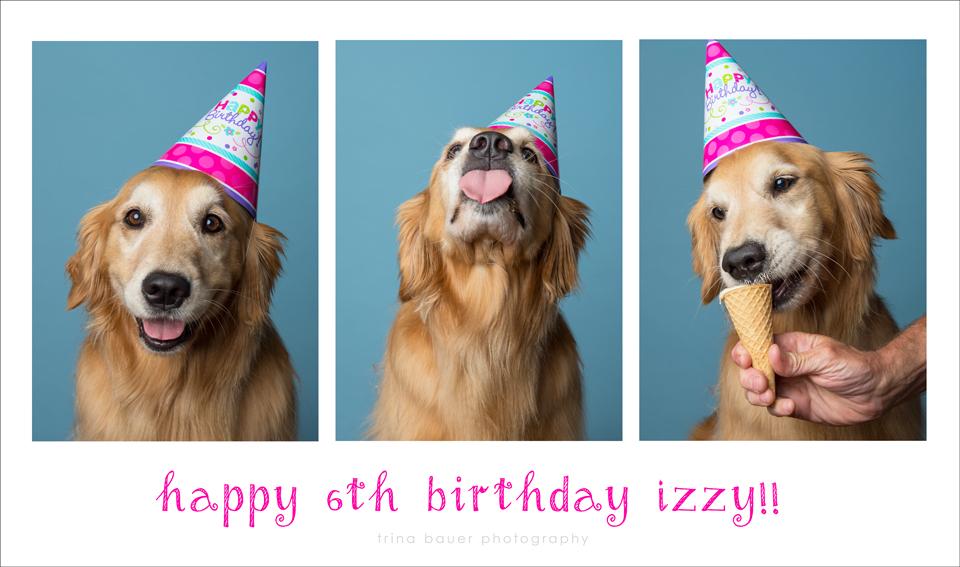 Trina Bauer photography | Happy birthday Izzy!