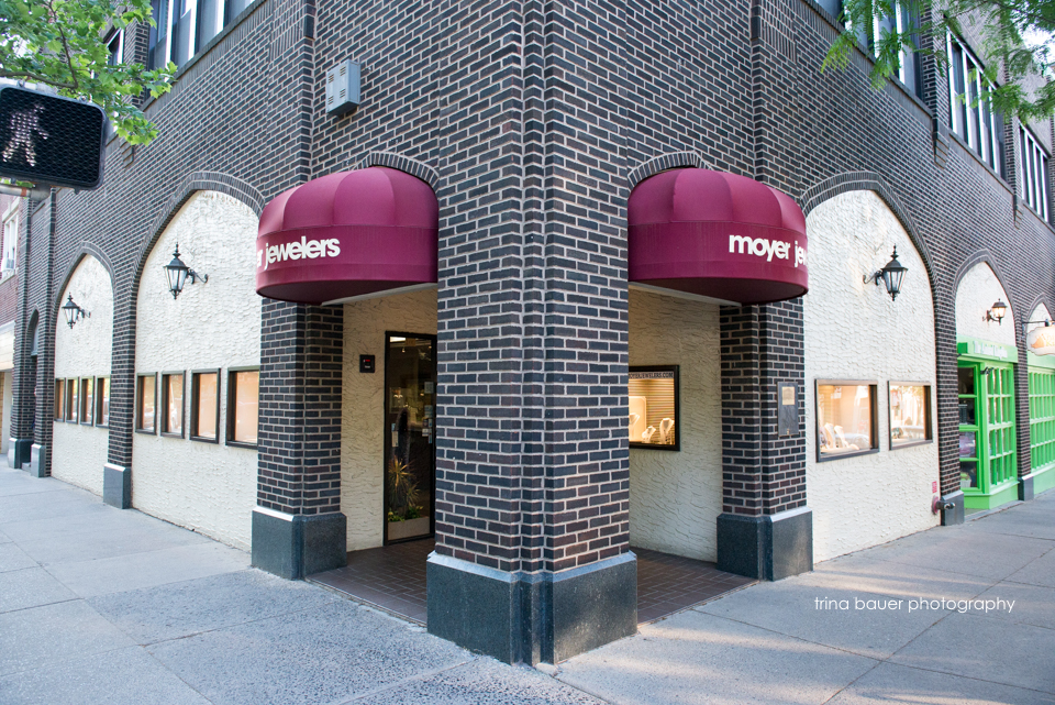 Moyer Jeweler's downtown State College