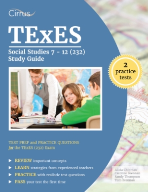 TExES Social Studies 7-12 (232)