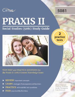 praxis social studies study guide practice test questions content interpretation 5086 content knowledge
