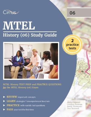 mtel history study guide practice test questions Massachusetts Tests for Educator Licensure teacher test prep