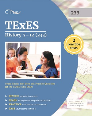 TExES History 7-12 (233)
