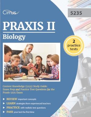 Praxis II Biology 5235