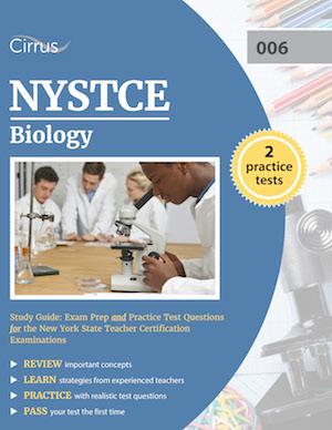 NYSTCE Biology 006