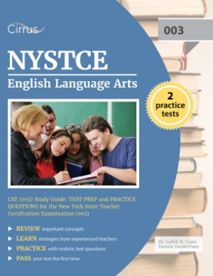 NYSTCE English Language Arts ELA CST 003 Study Guide Test Prep and Practice Questions