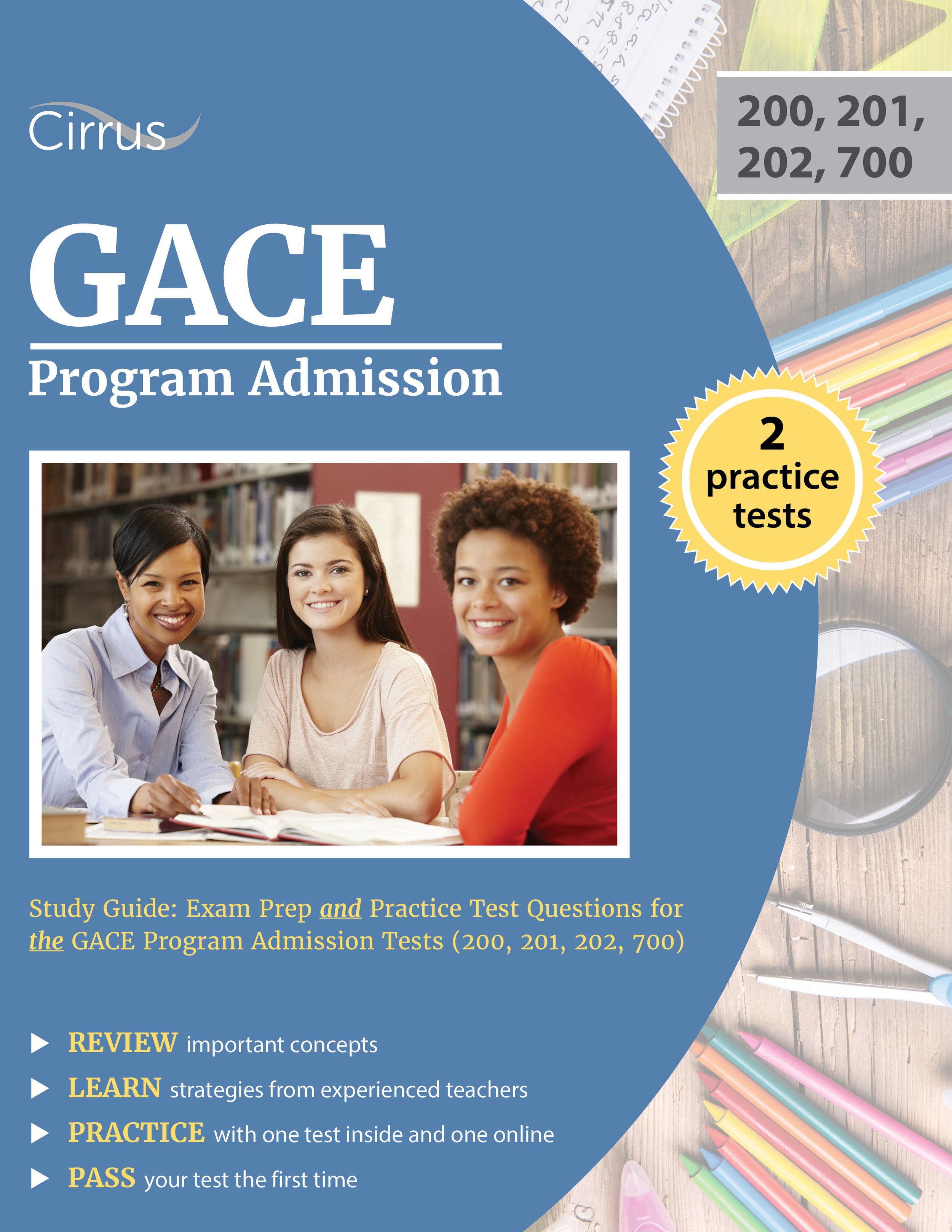 GACE Program Admission