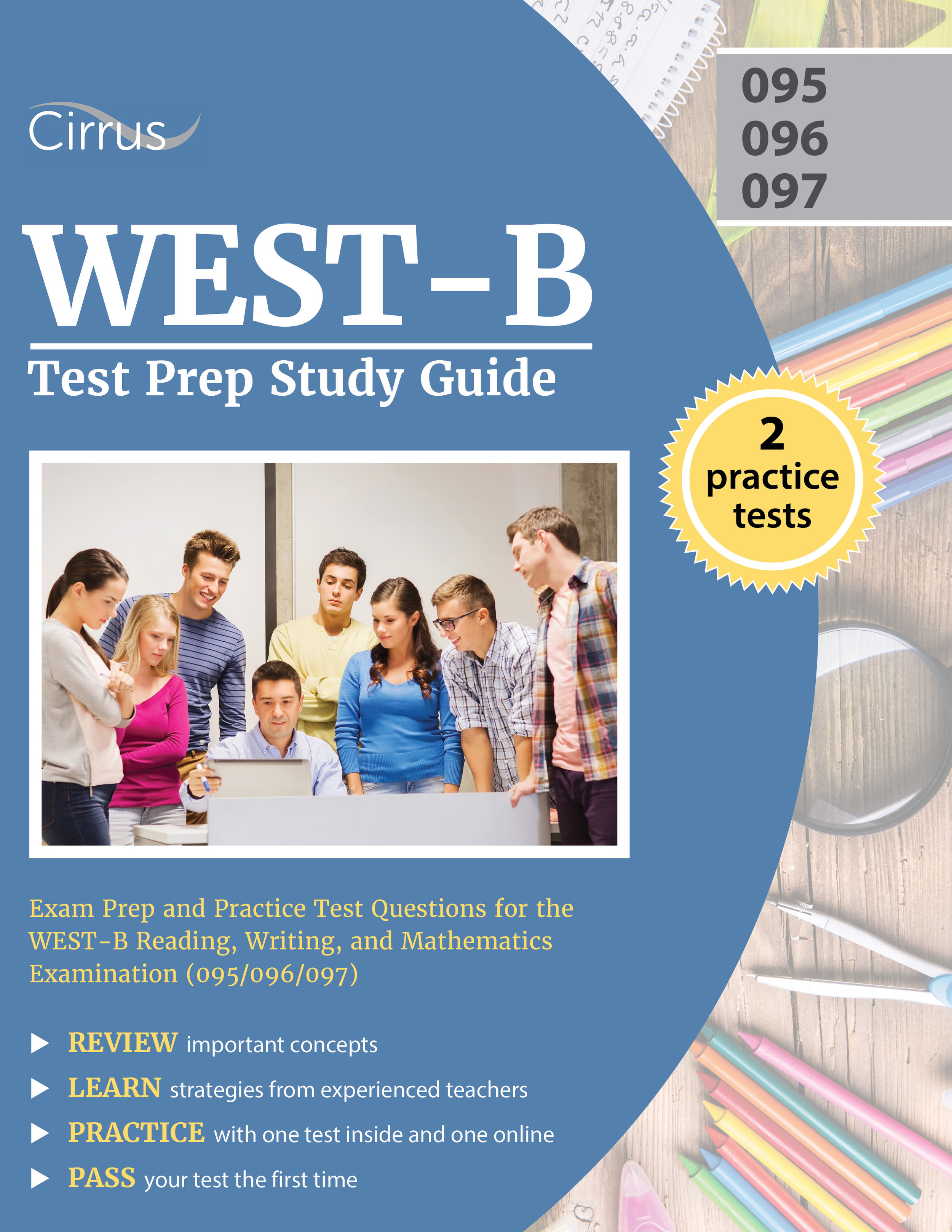 WEST-B Test Prep Study Guide