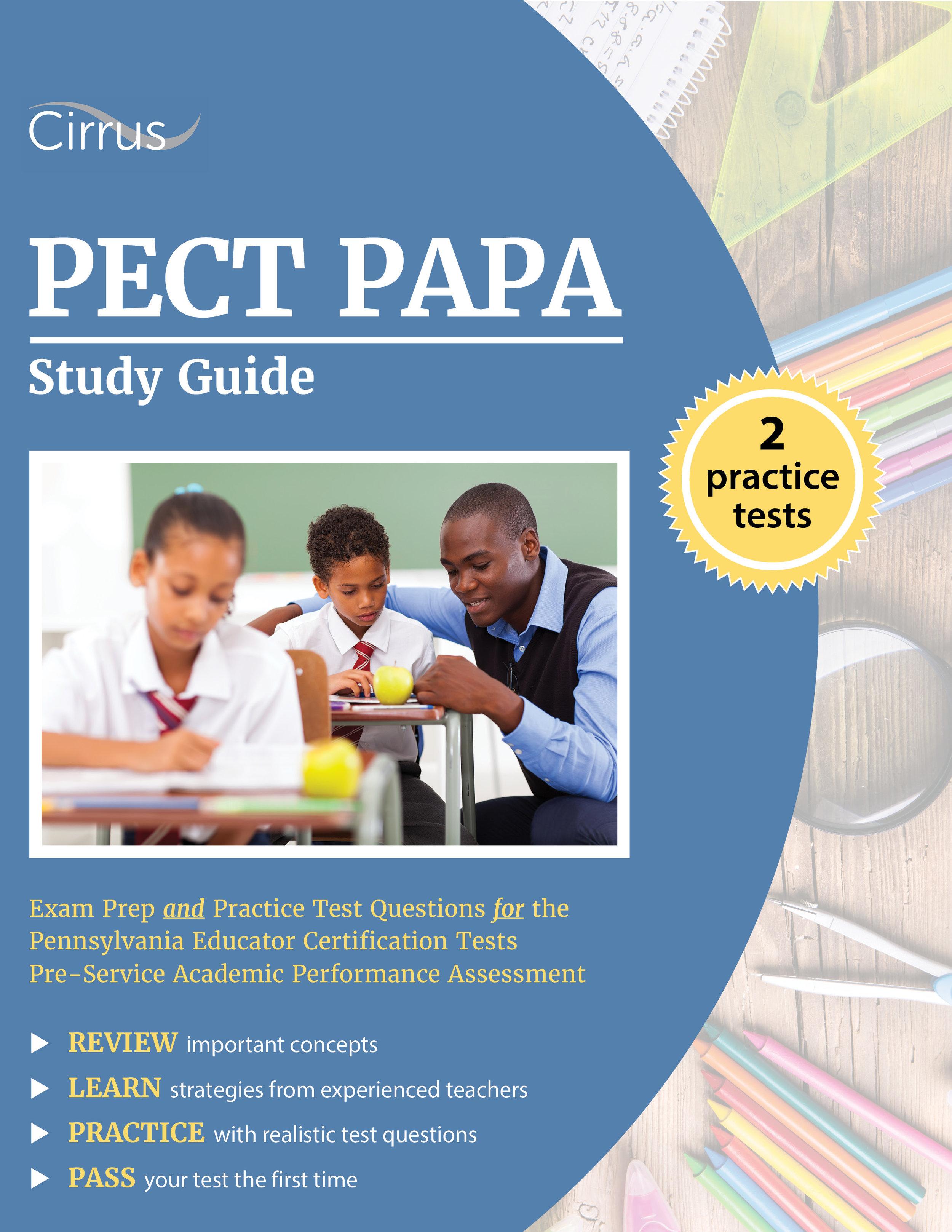 PECT PAPA Study Guide