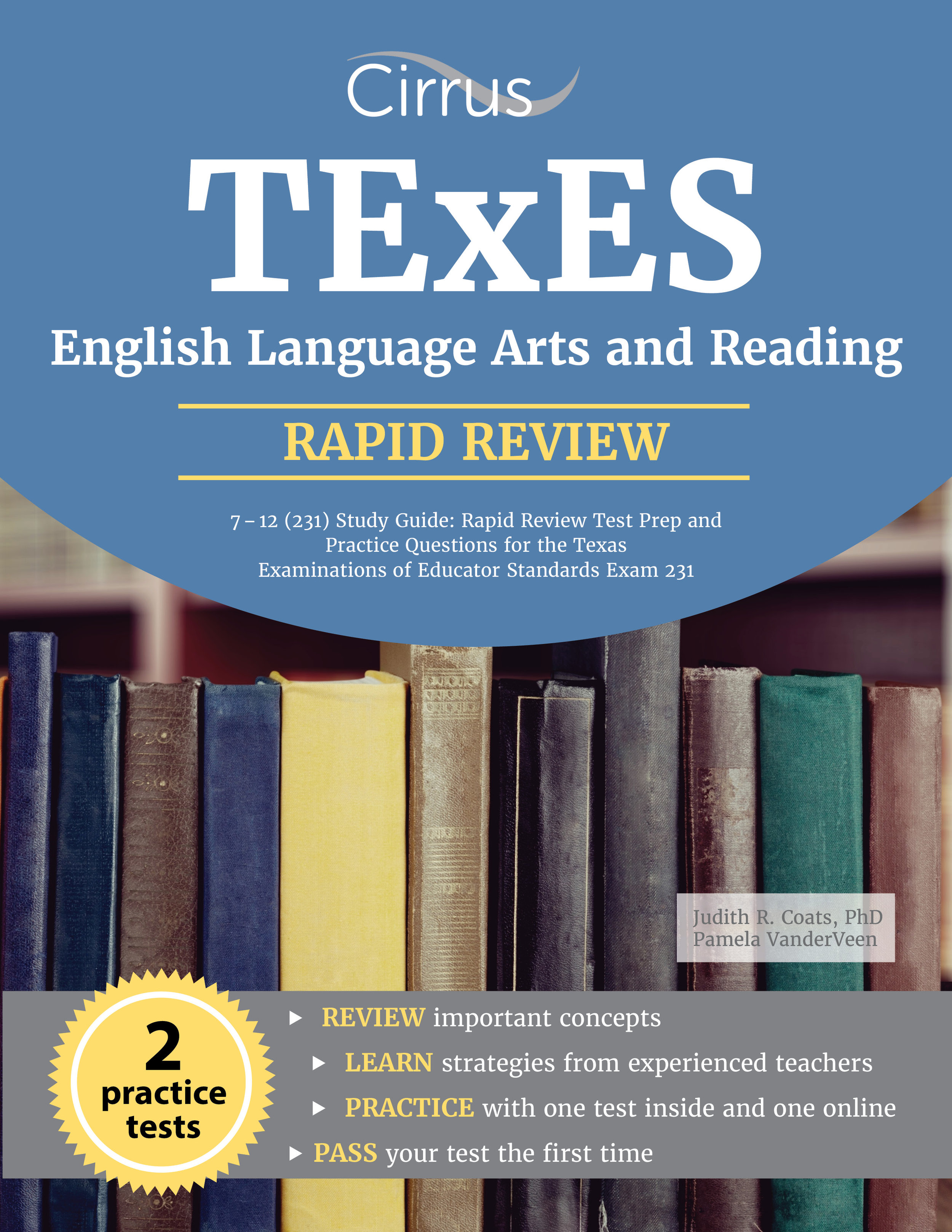 TExES English & Language Arts Rapid Review