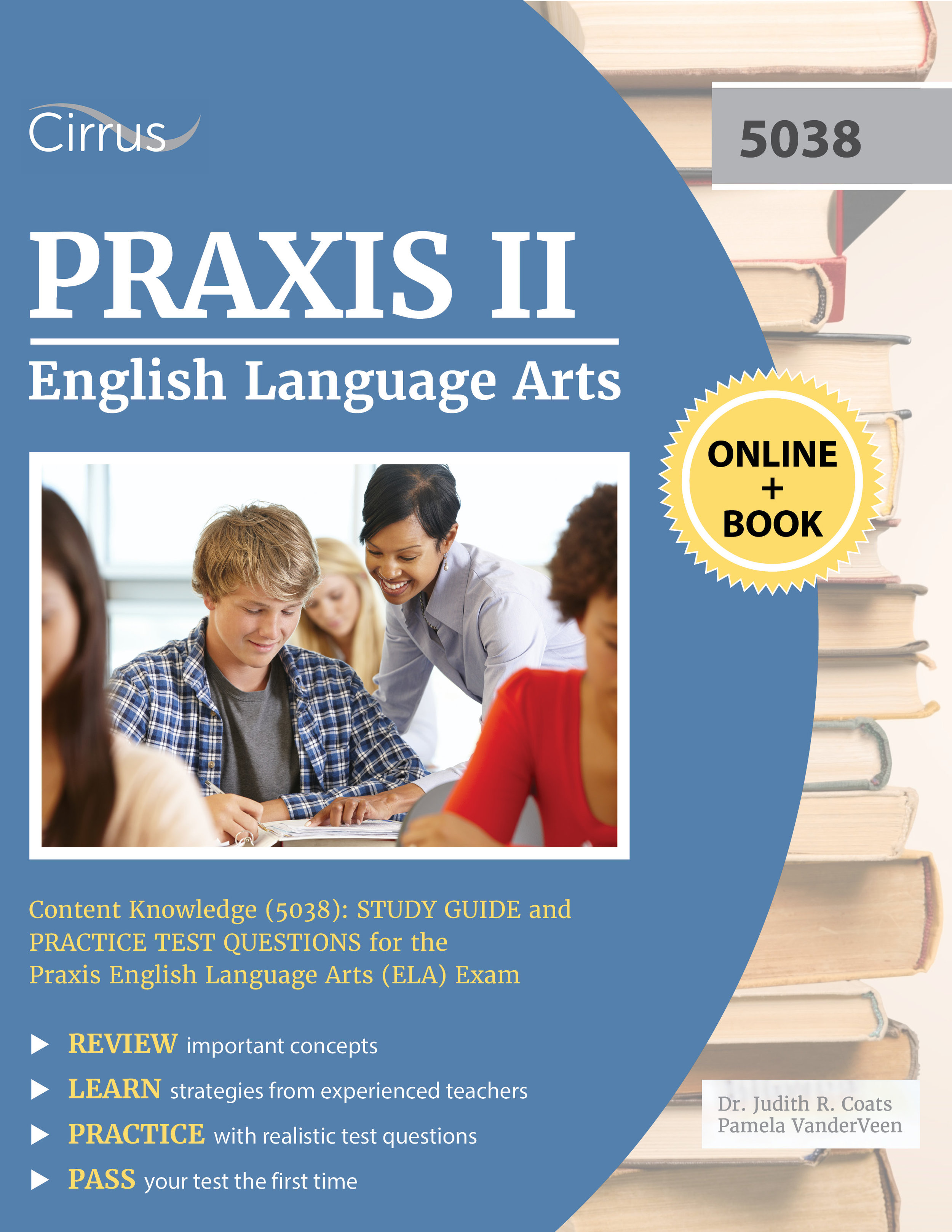 Praxis English & Language Arts 5038
